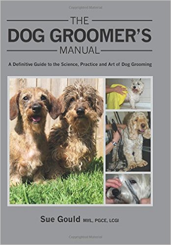 The Dog Groomer's Manual cover