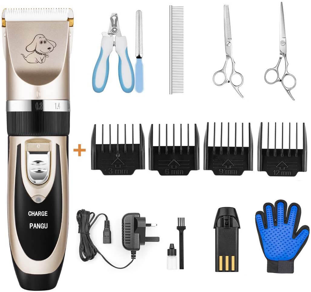 PANGU Dog Clippers